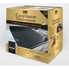modern masters countertop transformations kit lowes zoomed modern masters gallon charcoal countertop refinishing kit crafts