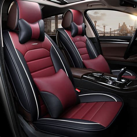 5seats front rear car seat covers acura zdx