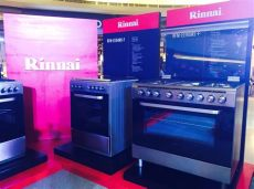 rinnai kitchen appliances is now available exclusively at sm appliance centers viva manilena - Rinnai Kitchen Appliances