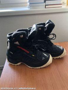 adidas botasky na zimu prod 225 m boty na zimu adidas brno mimibazar cz