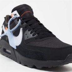 nike off white air max 90 black white nike air max 90 black white store list sneakernews