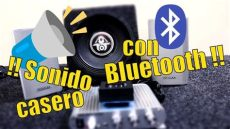 armar sonido casero como armar sistema de sonido casero con bluetooth diy