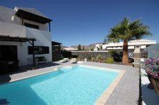 playa blanca villas with pool villa to rent in playa blanca lanzarote with pool 56038