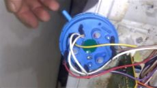 lavadora llena taller lavadora llena y tira el agua lavar falla presostato