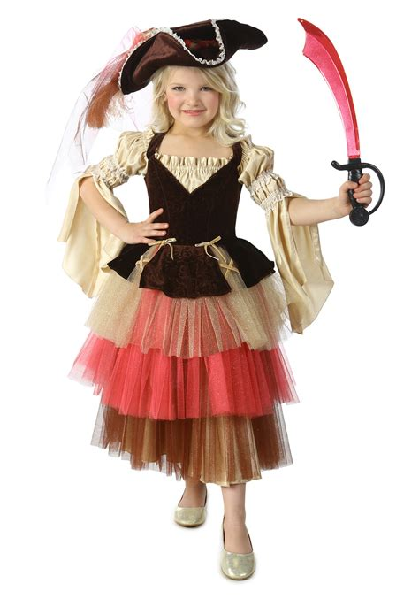 child audrey pirate costume