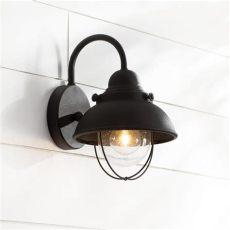 hton bay landscape lighting reviews breakwater bay everetts 1 light outdoor barn light reviews wayfair