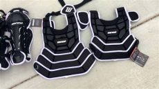 marucci catchers gear review marucci youth catcher s gear review