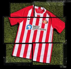 sunderland nike kit nike sunderland 20 21 home away kits released footy headlines