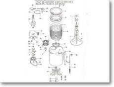 diagrama manual whirlpool ale320 q01 reparacion de lavadoras lavadora whirlpool lavadora - Reparacion De Lavadoras Whirlpool Pdf