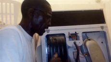 porque no da vueltas la secadora secadora da vuelta o jira pero no calienta parte 3ra