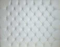 white padded wallpaper white leather padded studded luxury background stock photo image 30357140