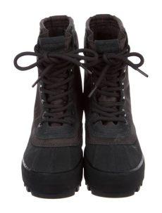 yeezy season 1 boots yeezy x adidas 950 w season 1 boots shoes wyead20401 the realreal