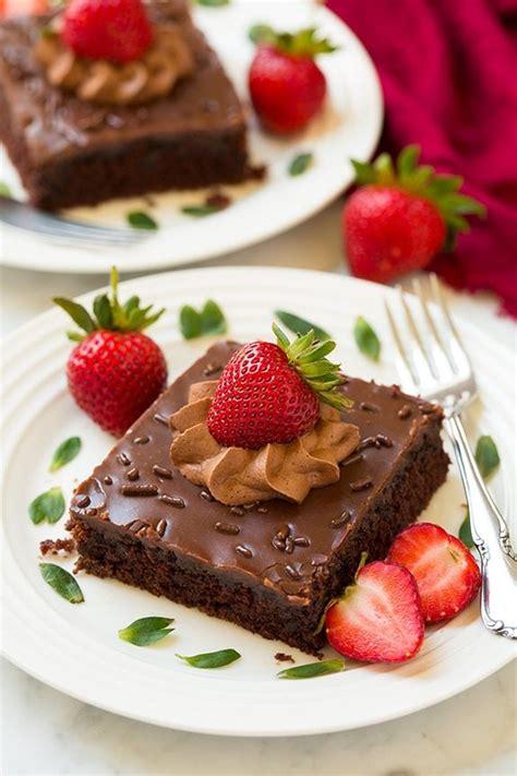 chocolate sheet cake cooking classy bloglovin