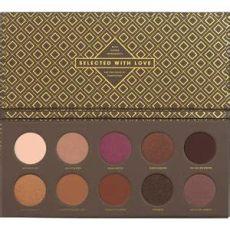 zoeva cocoa blend eyeshadow palette paleta cieni do powiek eye shadow cocoa blend eyeshadow palette od zoeva parfumdreams