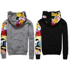 bape shark hoodie price japan bape jacket s shark zip hoodie sweater from japan bathing ape ebay