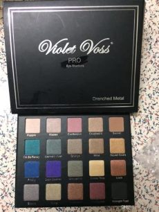 violet voss x laura lee eyeshadow palette stock violet voss pro eye shadows x pro limited edition eye shadow palette refor