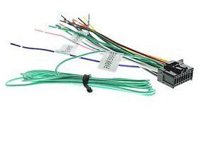 16 pin wire harness plug pioneer avh201ex avh