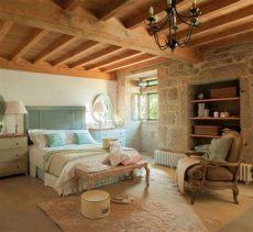 decoracion de recamaras rusticas para ninos una casa r 250 stica con vigas de madera
