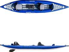 aquaglide chelan hb tandem xl inflatable kayak review aquaglide chelan hb tandem xl kayak rei co op