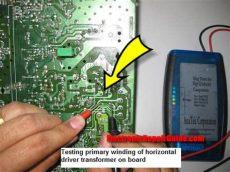 transformador driver horizontal electr 243 nica electr 243 nica instrumentos de prueba c 243 mo hacer pleno uso de probador de anillo