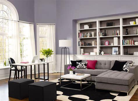 Benjamin Moore Blue Grey Living Rooms
