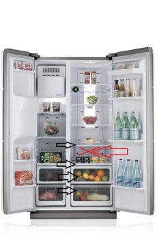 nevera no enfria bien solucionado nevera sansung rs21dans no enfria bien el refrigerador yoreparo