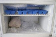hielo en el congelador descongelar el congelador apagarlo lifehacks de luisa olvera