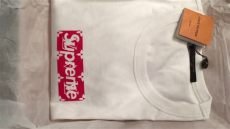supreme lv box logo legit check just me and supreme - Supreme Lv Box Logo Tee Legit Check
