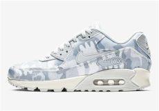 white camo air max 90 nike air max 90 winter camo aq9721 001 store list sneakernews
