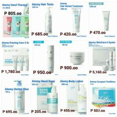 atomy products from korea health skin bath on carousell - Atomy Korean Products Philippines