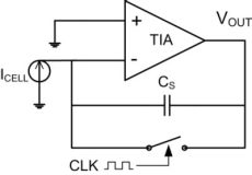 transimpedance capacitor bioelectronics for erometric biosensors intechopen