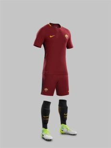 nike full kit as roma home kit 2017 18 nike news