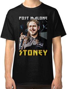 post malone merch post malone stoney rap s black t shirt tees clothing streetwear print clothing hip