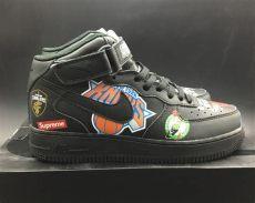 supreme air force 1 nba black supreme x nike air 1 mid nba black for sale hoop