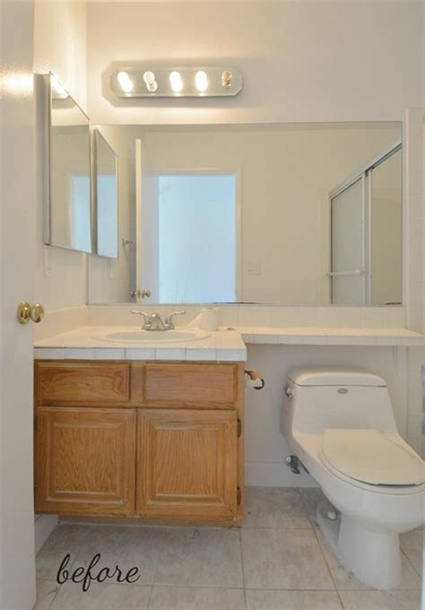 bathroom vanity mirror medleys centsational style