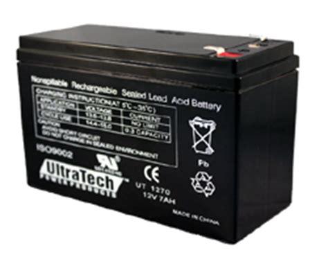 ness 5000 d8 d16 prold prolx alarm battery