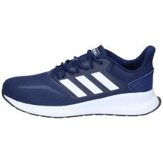 zapatillas adidas botines hombre zapatillas adidas hombre running runfalcon azul blanco patuelli