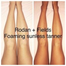 rodan and fields self tanner before and after rodan fields sunless before after https hellogorgeouslove myrandf skin care