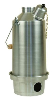 ghillie kettle 1 litre explorer imperfect www fourby co uk - Ghillie Kettle Stainless Steel