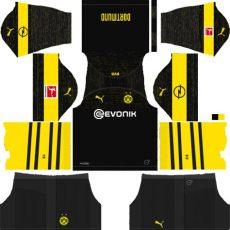 kit dls dortmund borussia dortmund 2019 2020 kits league soccer