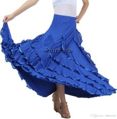 folklorico skirts for sale 2019 happy flamenco folklorico practice dancers costumes skirts circle knit