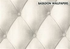 white padded leather effect wallpaper leather wallpapers and borders to buy wallpaperandborders co uk