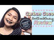 carbon coco reviews carbon coco teeth whitening review