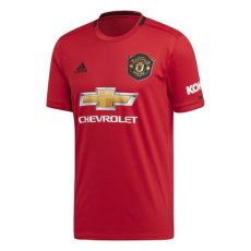 jersey kit dls mancester united 2019 adidas manchester united home mens sleeve jersey 2019 2020 adidas from excell sports uk