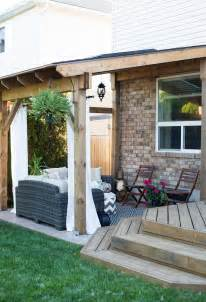 how to build a back porch on a mobile home hdblogsquad how to build a covered patio stager