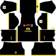 dls 18 17 kerala blasters fc kits and logo url - Dls 18 Kit Kerala Blasters Gk