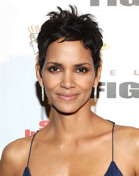 20 halle berry short haircuts short hairstyles haircuts