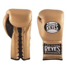 guantes cleto reyes dorados guantes de entrenamiento cleto reyes dorado 16 oz