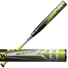 worth wicked softball bat 2019 worth andy purcell wkapxu usssa slowpitch softball bat prorollers heated bat
