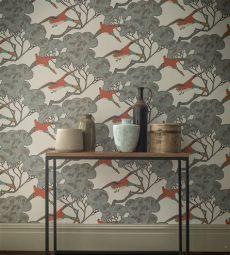 mulberry home flying ducks wallpaper - Mulberry Duck Wallpaper